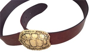 Just Cavalli Turtle Shell Belt