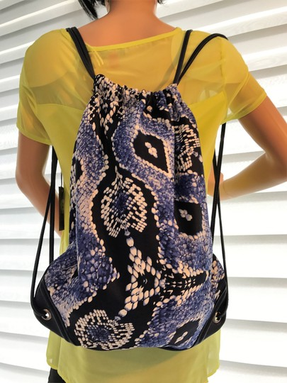 Echo Python Strappy Backpack Image 11