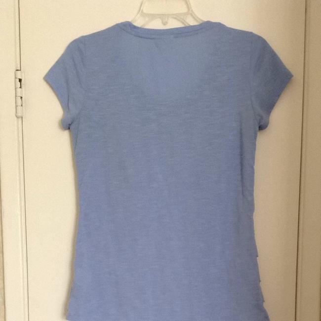 DKNY T Shirt Powder Blue