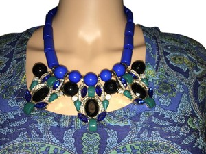 Other Statement necklace in Blue