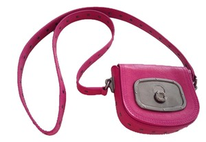 Cline Leather Cross Body Bag