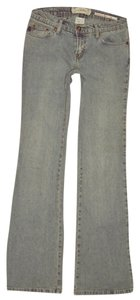 Z. Cavaricci Denim Boot Cut Pants Light Wash Jeans