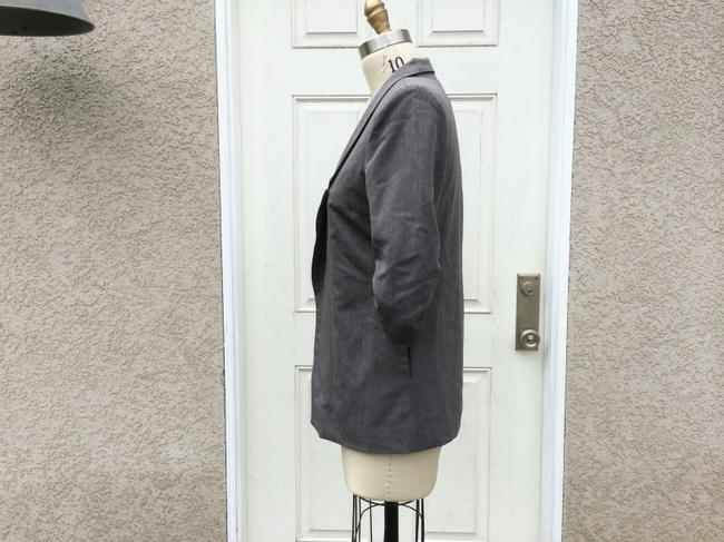 Silence + Noise Urban Outfitters + Gray Blazer