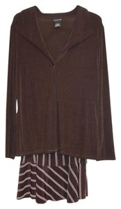 Citiknits Skirt Brown