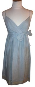 The Limited short dress Seafoam Green on Tradesy