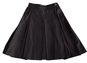 Chanel Skirt Blac