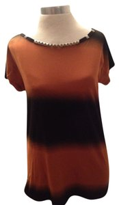 Marc Jacobs T Shirt Black and brown