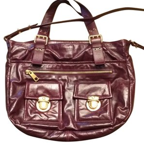 Marc Jacobs Tote in Burgundy