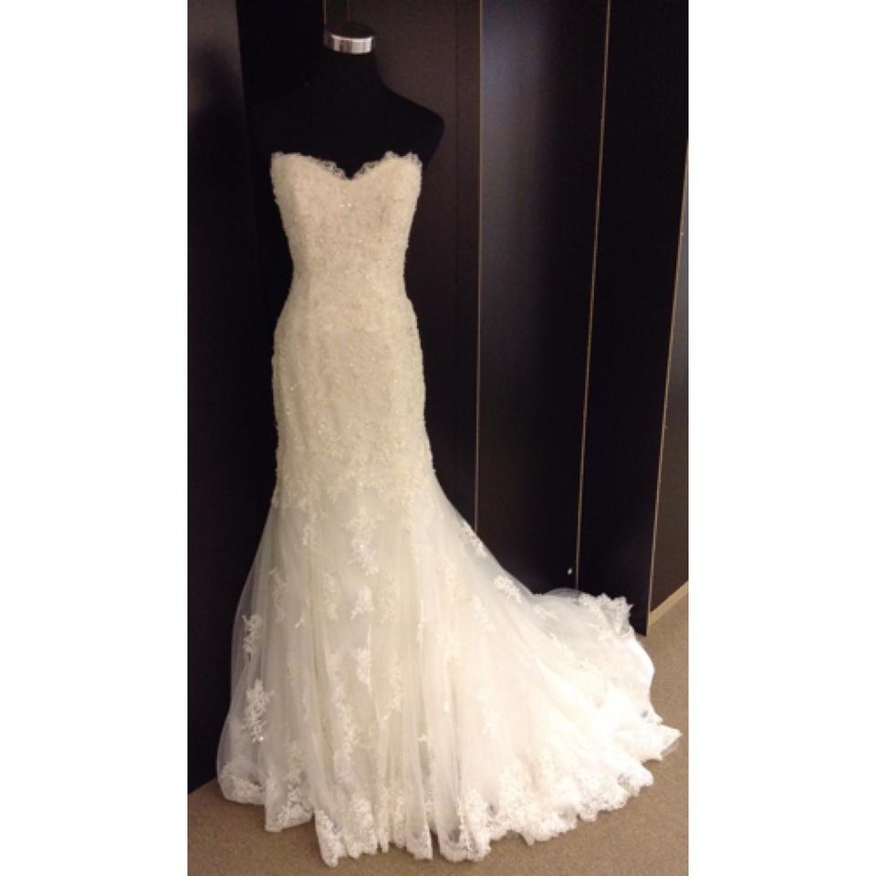 Wedding Gown On Sale: Maggie Sottero Tracey Wedding Dress On Sale, 18% Off