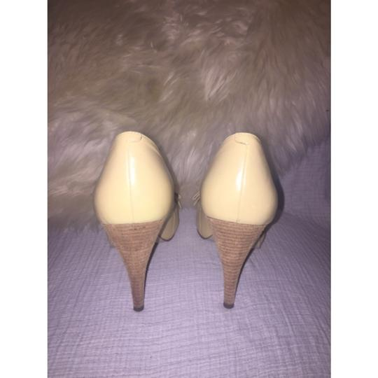 Guess By Marciano Light yellow/nude Sandals Image 1