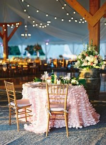 """Your Choice 120"""" Round Select Color Cake Tablecloth"""