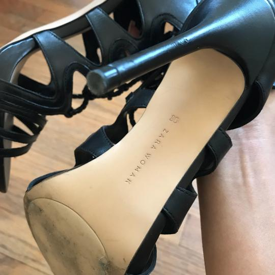 Zara J & Bone Alexander Wang Helmut Lang Rick Owens Veda Muubaa All Saints Haider Ackermann Philip Lim Isabel Marant Iro The Black Pumps Image 9