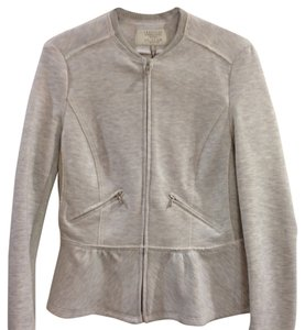 Zara Fleece Sweatshirt Jacket