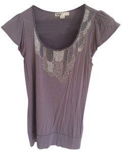 Forever 21 Top Purple/blue