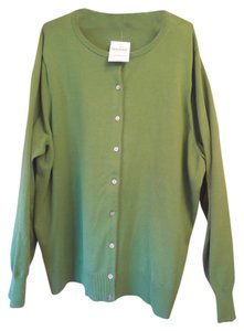Lands' End Plus-size New With Tags Cardigan