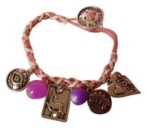 Other New Suede Charm Bracelet