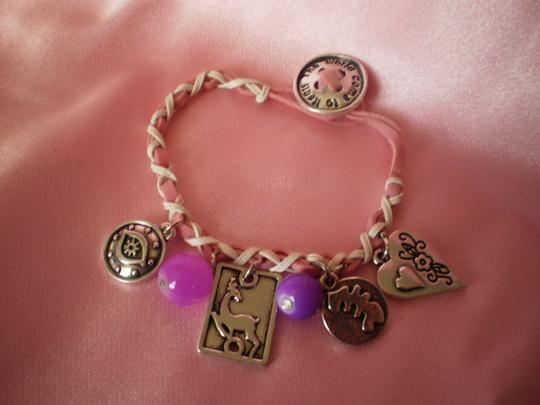 Other New Suede Charm Bracelet Image 1