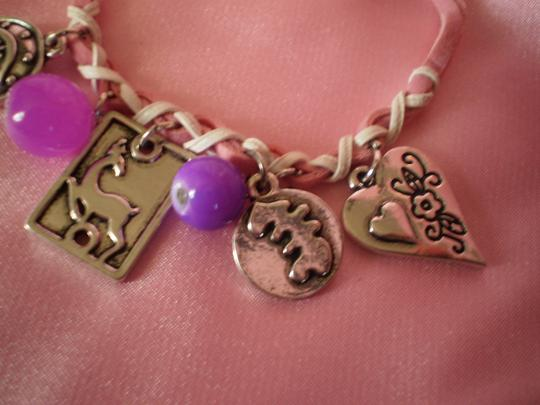 Other New Suede Charm Bracelet Image 2