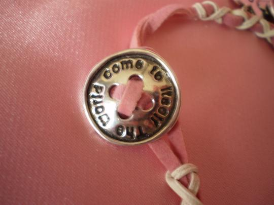 Other New Suede Charm Bracelet Image 3