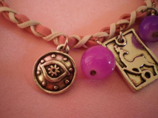 Other New Suede Charm Bracelet Image 4
