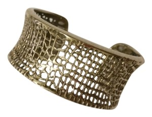 Silpada B1625 Hammered and oxidized sterling silver cuff bracelet