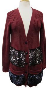 Louis Vuitton Cashmere Sequin Sweater