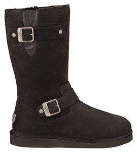 UGG Australia Cold Holiday Rain Luxury Nice Warm Soft Black Boots