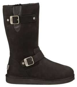 UGG Australia Cold Boot Holiday Rain Luxury Black Boots