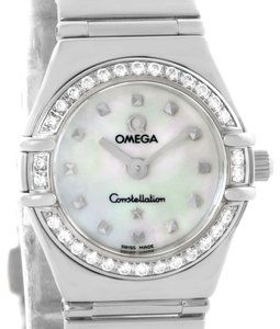 Omega Omega Constellation My Choice Ladies Mini Watch 1465.71.00