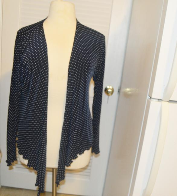 Citiknits Top Navy Blue Image 2