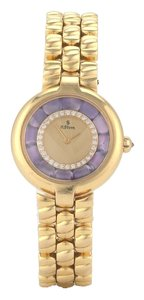 H.Stern H.Stern 18 karat Gold, Diamond and Amethyst Ladies' Watch