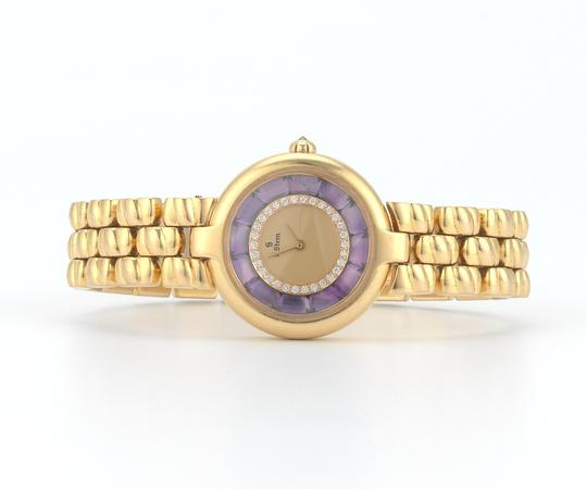 H.Stern H.Stern 18 karat Gold, Diamond and Amethyst Ladies' Watch Image 1