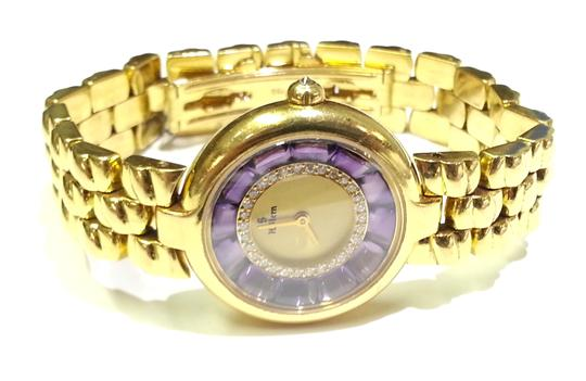 H.Stern H.Stern 18 karat Gold, Diamond and Amethyst Ladies' Watch Image 2