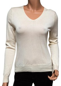 Brooks Brothers Merino Wool Soft V-neck Sweater