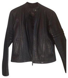 Marcia Collection Leather Jacket