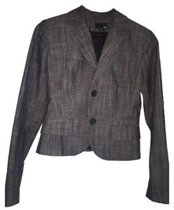 H&M Black & Grey Blazer