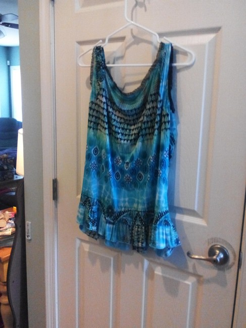 Other Top blue, free, black, multi