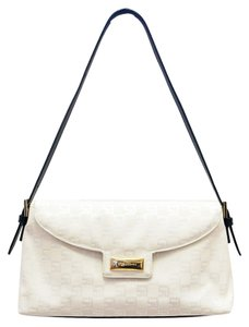St. John Vintage Monogram Shoulder Bag