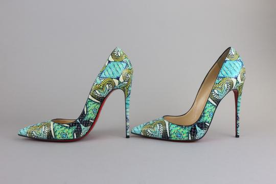 Christian Louboutin Multicolor Pumps Image 1