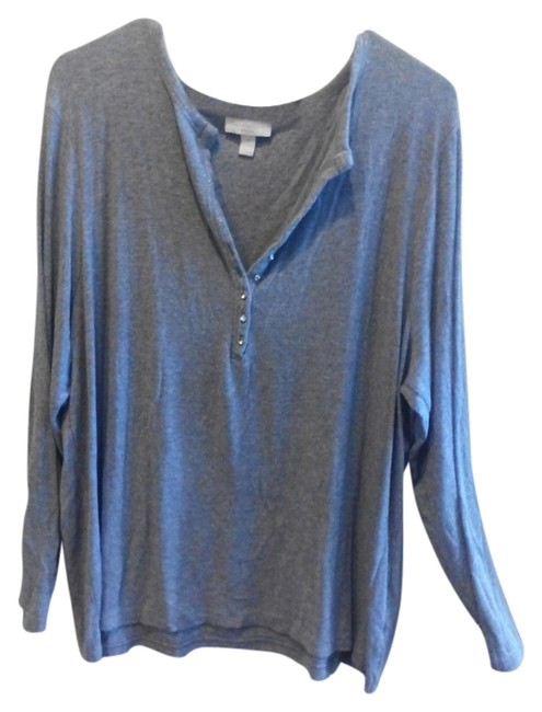 Item - Grey with Hint Of Silver Sweater