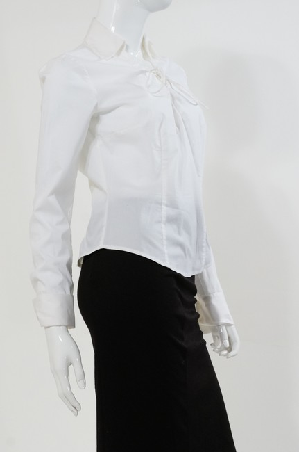 Laundry by Shelli Segal Lace Top White