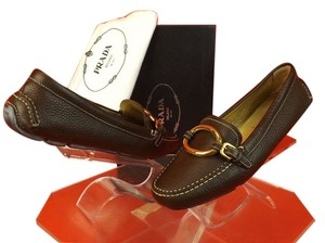 Prada brown Flats