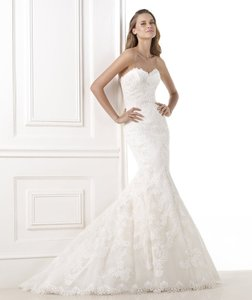 Pronovias Bella Wedding Dress