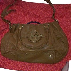 Tory Burch Satchel in Saddle