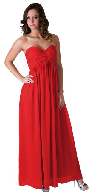 Preload https://img-static.tradesy.com/item/857646/red-strapless-sweetheart-chiffon-long-formal-dress-size-0-xs-0-0-650-650.jpg