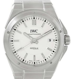 IWC IWC Ingenieur Automatic Silver Dial Mens Watch IW323904