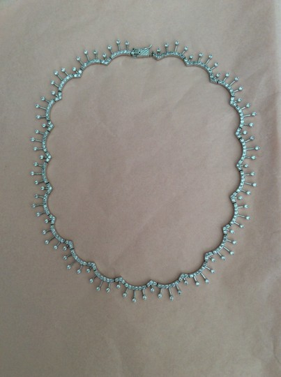 BHLDN Crystals Annika Necklace Image 0