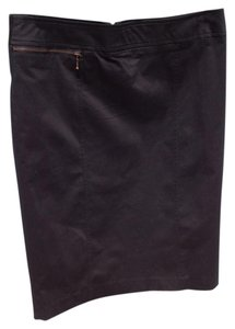 Mossimo Supply Co. Stretchy Skirt Black