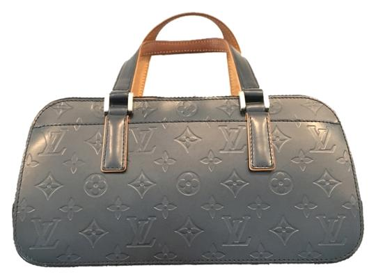 Preload https://img-static.tradesy.com/item/8579002/louis-vuitton-shelton-vernis-monogram-noir-limited-edition-greymetallic-mat-leather-satchel-0-2-540-540.jpg