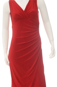 Ralph Lauren Evening Sleeveless Dress